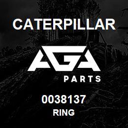 0038137 Caterpillar RING | AGA Parts