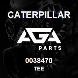 0038470 Caterpillar TEE | AGA Parts