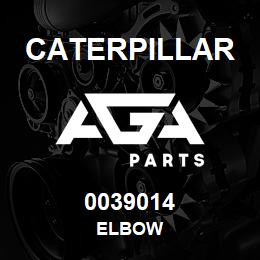 0039014 Caterpillar ELBOW | AGA Parts