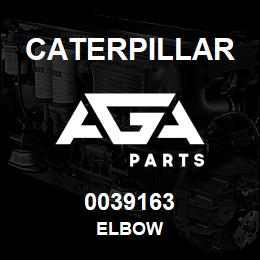 0039163 Caterpillar ELBOW | AGA Parts