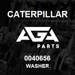 0040656 Caterpillar WASHER | AGA Parts