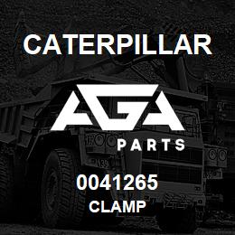 0041265 Caterpillar CLAMP | AGA Parts