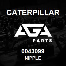 0043099 Caterpillar NIPPLE | AGA Parts