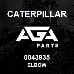 0043935 Caterpillar ELBOW | AGA Parts