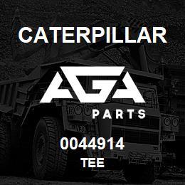 0044914 Caterpillar TEE | AGA Parts