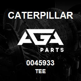 0045933 Caterpillar TEE | AGA Parts