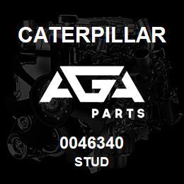 0046340 Caterpillar STUD | AGA Parts