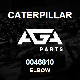 0046810 Caterpillar ELBOW | AGA Parts