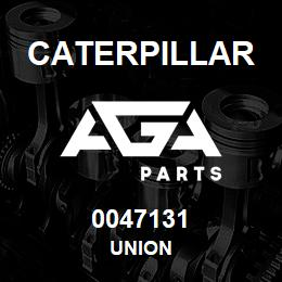 0047131 Caterpillar UNION | AGA Parts