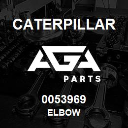 0053969 Caterpillar ELBOW | AGA Parts