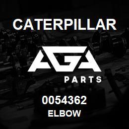 0054362 Caterpillar ELBOW | AGA Parts