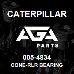 005-4834 Caterpillar Cone-Rlr Bearing | AGA Parts