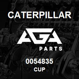 0054835 Caterpillar CUP | AGA Parts
