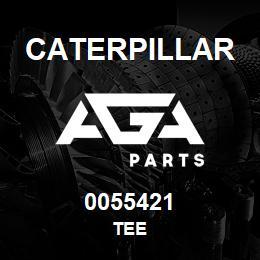 0055421 Caterpillar TEE | AGA Parts