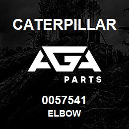0057541 Caterpillar ELBOW | AGA Parts