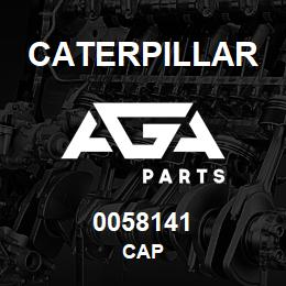 0058141 Caterpillar CAP | AGA Parts