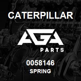 0058146 Caterpillar SPRING | AGA Parts