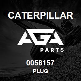 0058157 Caterpillar PLUG | AGA Parts