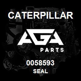 0058593 Caterpillar SEAL | AGA Parts
