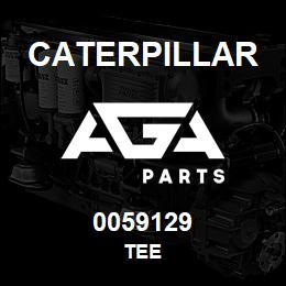 0059129 Caterpillar TEE   AGA Parts