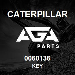 0060136 Caterpillar KEY | AGA Parts