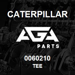 0060210 Caterpillar TEE | AGA Parts