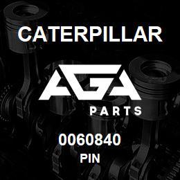 0060840 Caterpillar PIN | AGA Parts