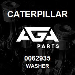 0062935 Caterpillar WASHER | AGA Parts