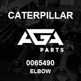 0065490 Caterpillar ELBOW | AGA Parts