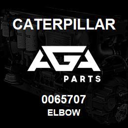0065707 Caterpillar ELBOW | AGA Parts