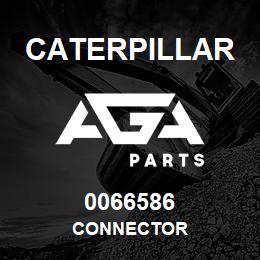 0066586 Caterpillar CONNECTOR | AGA Parts