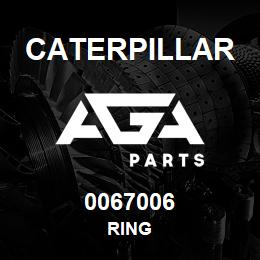 0067006 Caterpillar RING | AGA Parts