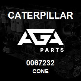 0067232 Caterpillar CONE | AGA Parts