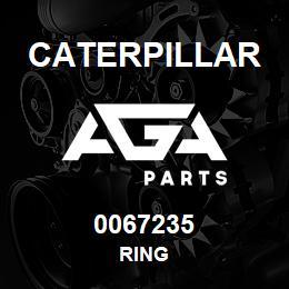 0067235 Caterpillar RING | AGA Parts