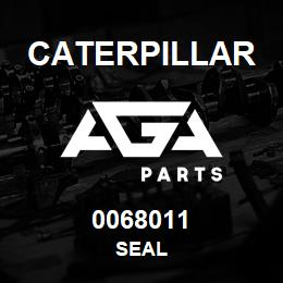 0068011 Caterpillar SEAL | AGA Parts