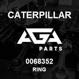 0068352 Caterpillar RING | AGA Parts