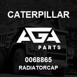 0068865 Caterpillar RADIATORCAP | AGA Parts