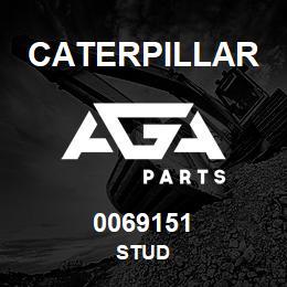 0069151 Caterpillar STUD | AGA Parts