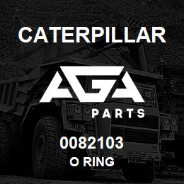 0082103 Caterpillar O RING | AGA Parts