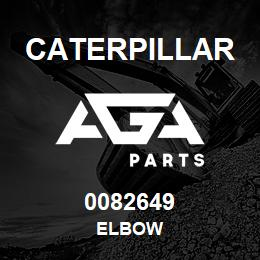0082649 Caterpillar ELBOW | AGA Parts