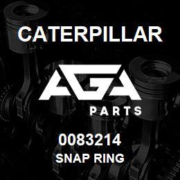 0083214 Caterpillar SNAP RING | AGA Parts