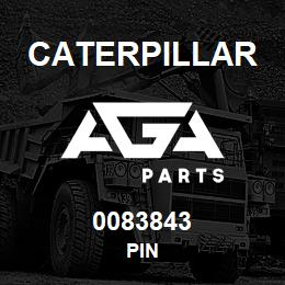 0083843 Caterpillar PIN | AGA Parts