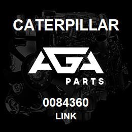 0084360 Caterpillar LINK | AGA Parts