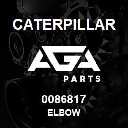 0086817 Caterpillar ELBOW | AGA Parts
