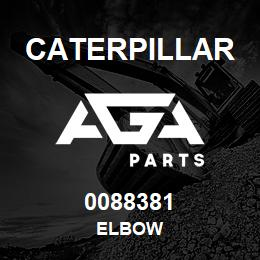 0088381 Caterpillar ELBOW | AGA Parts