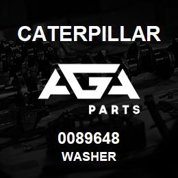 0089648 Caterpillar WASHER | AGA Parts