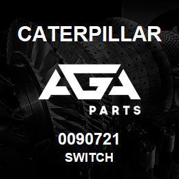 0090721 Caterpillar SWITCH   AGA Parts