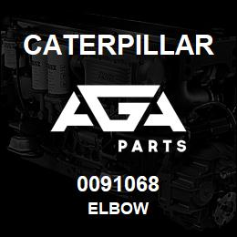 0091068 Caterpillar ELBOW | AGA Parts