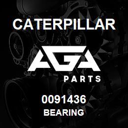 0091436 Caterpillar BEARING | AGA Parts