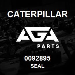 0092895 Caterpillar SEAL | AGA Parts